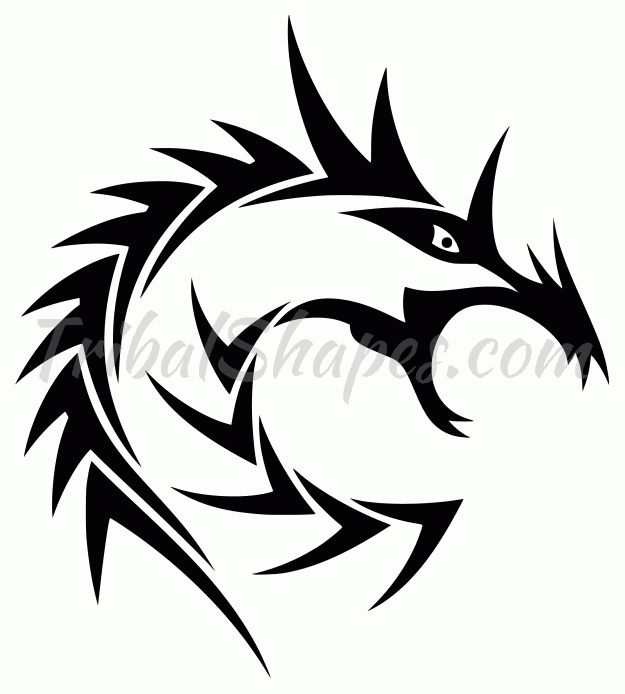 Free Tattoo Designs Dragons