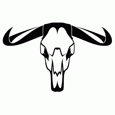 Tattoo design: Bull 1