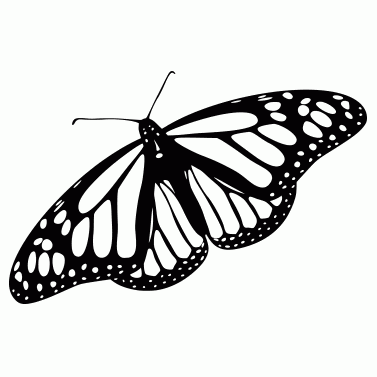Tattoo design: Butterfly 2