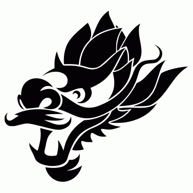 Tattoo design: Dragon 26