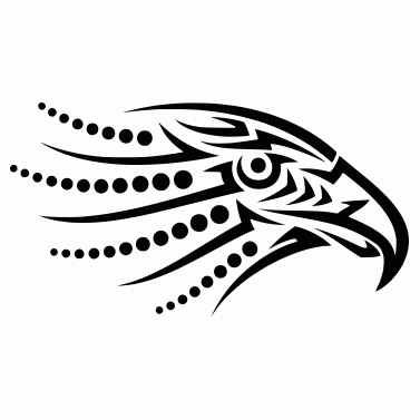 Tattoo design: Eagle 11