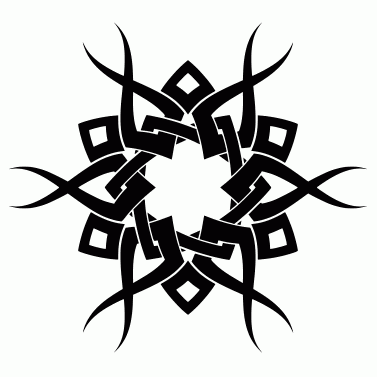 Tattoo design: Sun 29