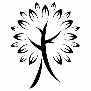 Tattoo design: Tree 1