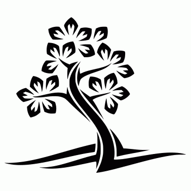 Tattoo design: Tree 3