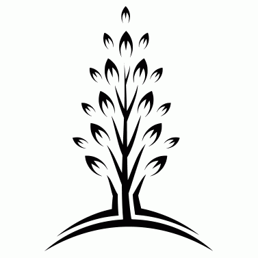 Tattoo design: Tree 5