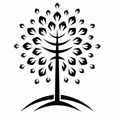 Tattoo design: Tree 6