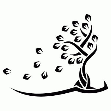 Tattoo design: Tree 7
