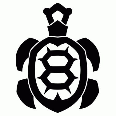 Tattoo design: Turtle 2